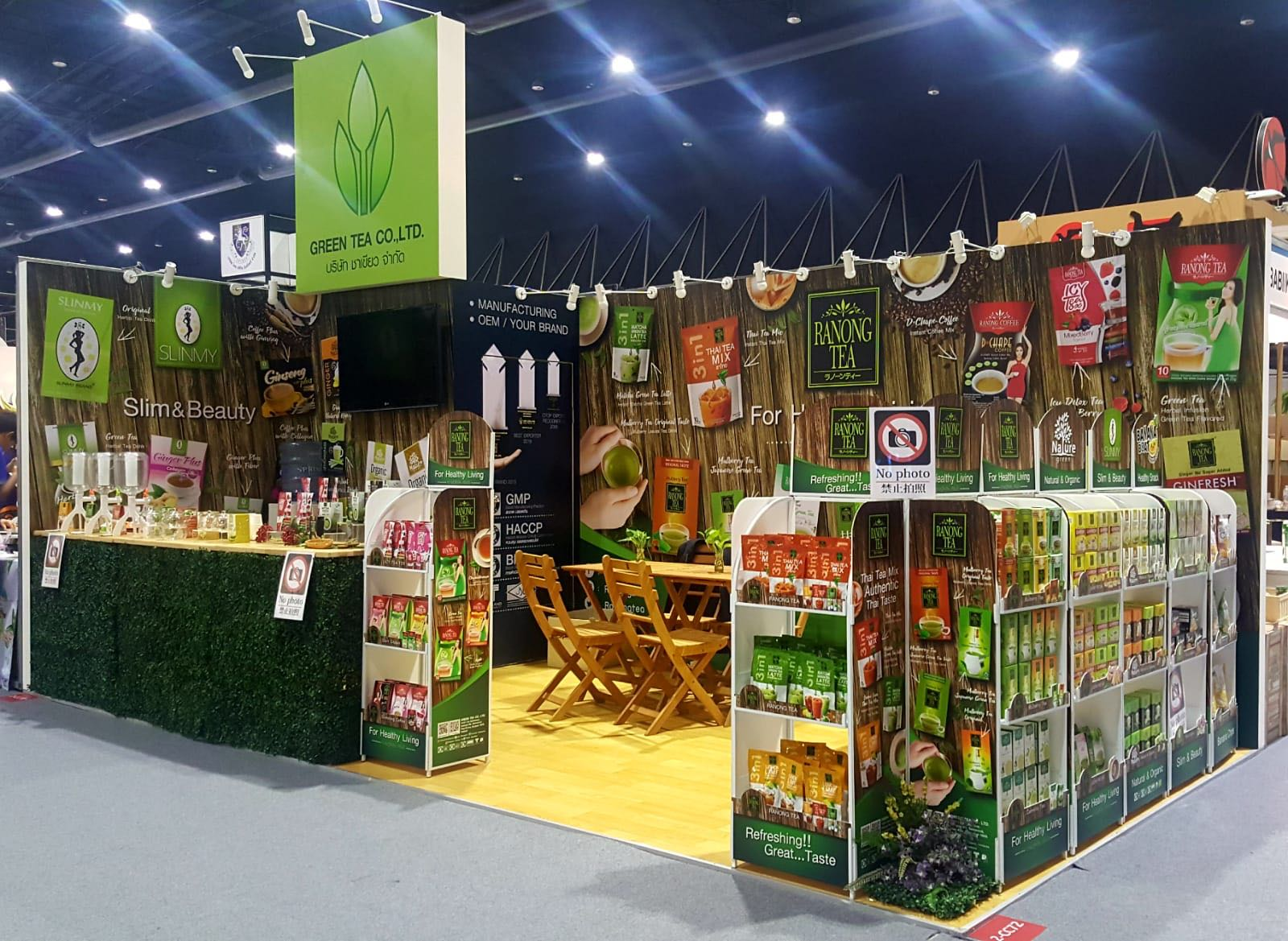ThaiFex a great success for Mulberry Tea